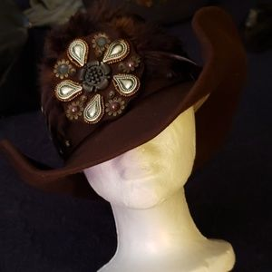 Something Special WOOL Cowgirl Hat